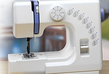 Sewing Machines and Travel Sewing Machines / by Haley Pierson-Cox