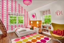 girls room / by Roxanne Stokkers {wiscomom}
