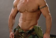 Military Hotness / by Kristine Cayne