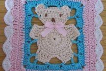Crochet Baby Items / by Twtywill Yarn Accessories
