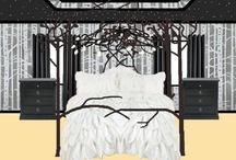 Interior Design - Master Bedroom / by Rene Z