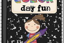Color Unit / by Jennifer Rojas