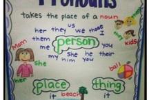 Grammar / by Kaitlyn