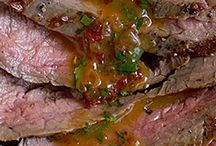 Beef Recipes / Beef Recipes / by Connie Griffice-Perry