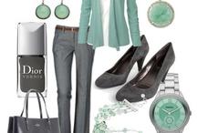 Office outfit / by Václava Burianová