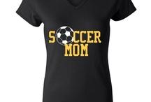 soccer mom / by Morgan