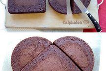 cakes / cakes/cupcakes / by Anna Garlington