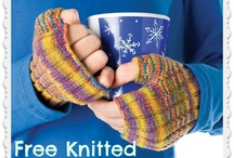 Free KNITTING / by Corinne Gaudet