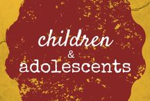Children and Adolescent Counseling / by Restoration Counseling Center of Northern Colorado