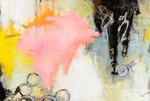Art inspiration / by Lene Merete Haugen
