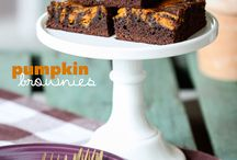 all things pumpkin deliciousness! / by Krissa Wiley