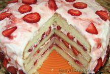 Desserts / by Tina Davis