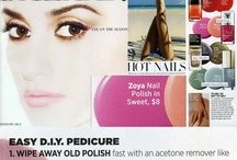 Zoya Nail Polish - US / Editorial coverage in the United States (US) featuring Zoya Nail Polish and Treatments or one of our experts. / by Zoya Nail Polish