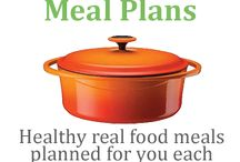 Meal Planning / by Ashlea Doss