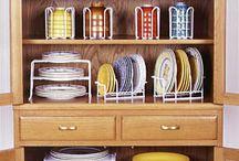 Kitchen Organization / by Shelia Robak