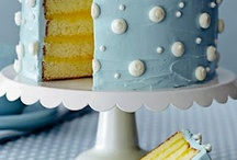 Cakes / by Ines Schmook
