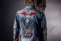Diesel Kid 30th Anniversary Capsule Collection / Diesel artistic director Nicola Formichetti has revisited the key elements of the brand's DNA and its extraordinary archives. The collection features 18 star items which pay tribute to true Diesel DNA key elements - denim and leather - and gives the young rebels a rock attitude   #WeRockSince1984 / by Diesel Kid
