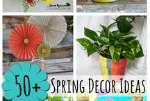 Springtime / by Sarah {The Not Quite Military Wife}