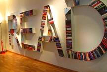 Library / by Euroca Marrott