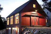 {One Day}  Barn(house) / by One Day Farm {Linda Jorgenson}