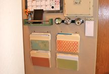 organizing / by Linda Cozzi
