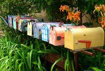 Postal / by Renee Balaoing