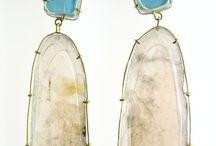 Amazing Earrings / studio art jewelry / by L. Sue Szabo