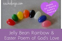 Easter ideas and printables / by Hearts at Home Curriculum