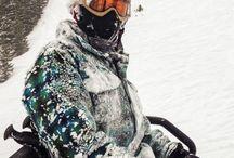 Snow sports / by Mitch Tobin