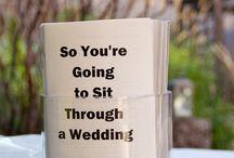 WEDDING / by Kimberly Hannan