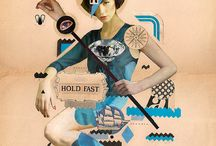Cool Collage / by Katey Zeh