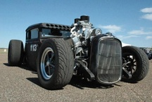 Rat Rods / by Luciano Miozzo