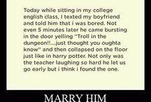Make me laugh / by Laura Rainey