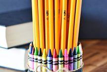 Teacher Stuff! / by Mariel Enright