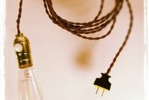 Antique Light Fixtures / Antique Style Fixtures and Retro Style Fixtures are trending! A great way to utilize those awesome antique light bulbs! / by 1000Bulbs.com