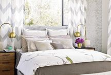 Decorate it: bedrooms / by Mina Sung Choi