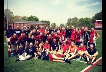 LC Women's Soccer Team / by Lynchburg College