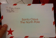 #MacysBelieve / Write a letter to Santa and help make wishes come true! Bring your stamped letter to Macy's and drop it in the Santa Mail Letterbox. For every letter received, Macy's will donate $1 to Make-A-Wish, up to $1 million. Find a Macy's near you: macys.com. / by Make-A-Wish America