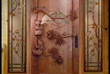 Beautiful doors / by Beatrice Szurek