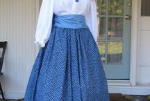 Reenactment dresses I want / by Carrie Stoup