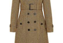 Wear- Coats / by Sarah Hydock