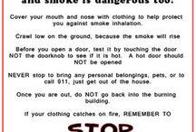 Fire Safety / by Safeside Chimney
