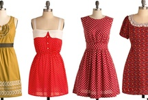 Dresses / by Jackie Chester