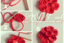 Crocheting / by Amy Johnson
