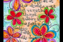 Art journal / by Scrapdesign Bettinas Scrapbook-World