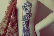 Tattoos / by Nathalie Rubin