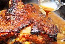 pork/meat sub / by Stella Min