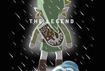 Legend of Zelda  / by Ben N