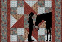 Quilts - Wall Quilts / by Lynda Dodd