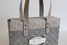 card totes and holders / by Julie Robinson